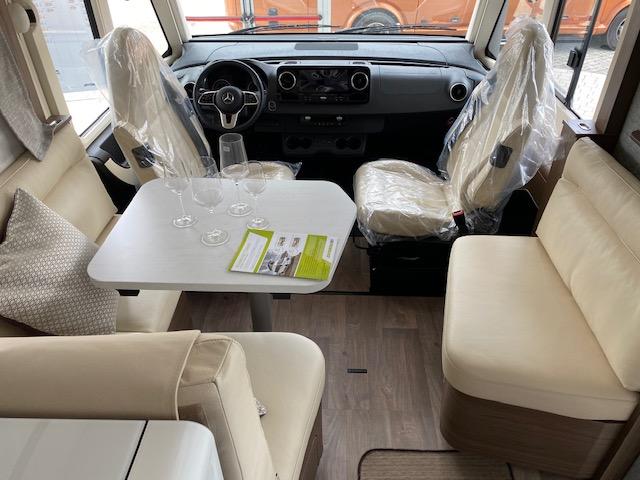 Hymer ML I 880 Mercedes automatico modello 2021