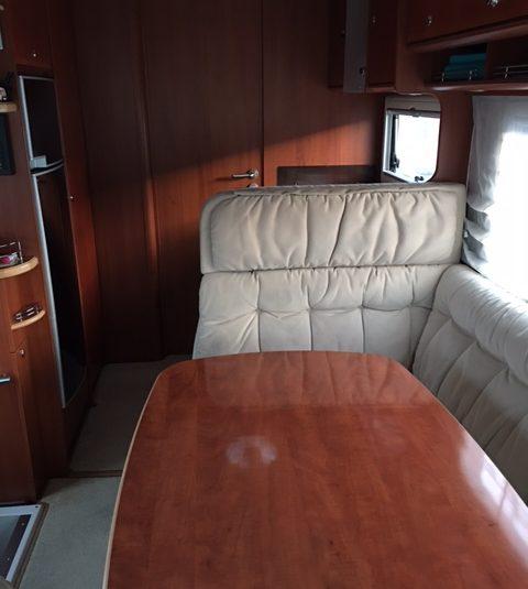 CONCORDE CARVER 841L 3000 IVECO
