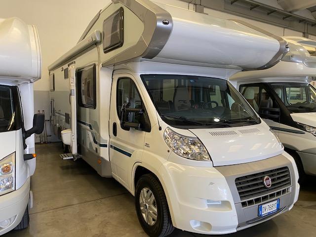 WEINSBERG KNAUS GARAGE DOPPIO ASSE 3000 160CV